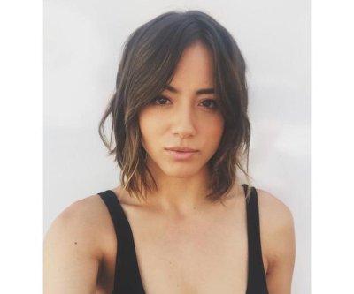 Chloe Bennet shows off new Daisy Johnson haircut