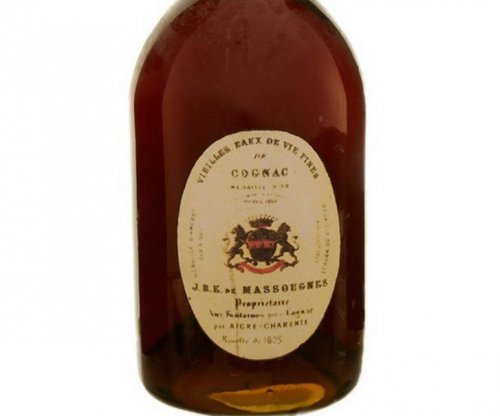 Most expensive bottle of cognac on market for $231K