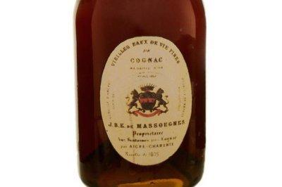 Most expensive bottle of cognac on market for $231K