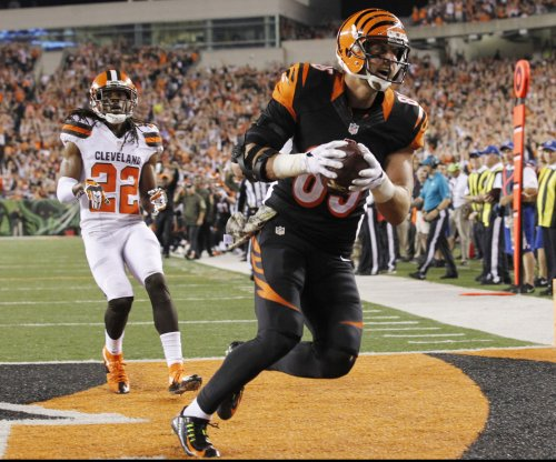 Tyler Eifert's return expected to boost Cincinnati Bengals' offense