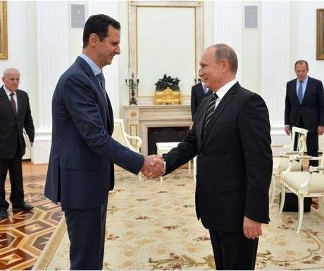 Putin suggests granting asylum to Syria's Assad would be easy