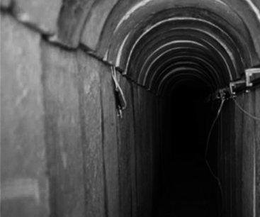 Israel finds new tunnel extending under border from Gaza