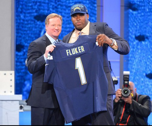 Los Angeles Chargers release D.J. Fluker, two others