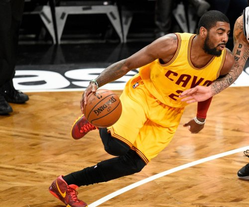 Kyrie Irving's 42 carries Cleveland Cavaliers to win, 3-1 lead over Boston Celtics