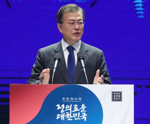 South Korean President Moon: We will prevent war 'at all cost'