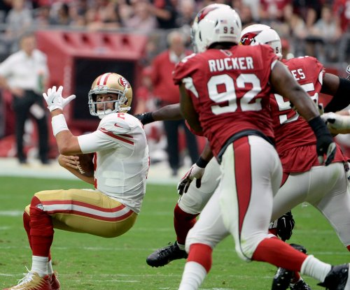 Arizona Cardinals' touchdown in OT beats San Francisco 49ers