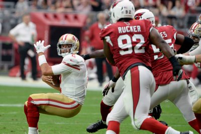Arizona Cardinals' touchdown in OT beats San Francisco 49ers