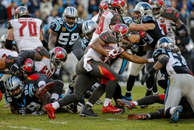 Tampa Bay Buccaneers RB Doug Martin activated from suspended list