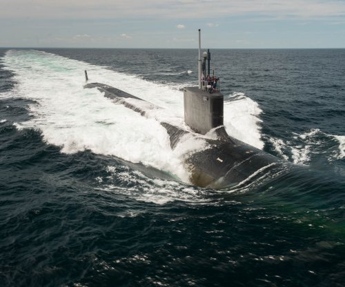 Navy contracts for submarine ballistic missile re-entry systems