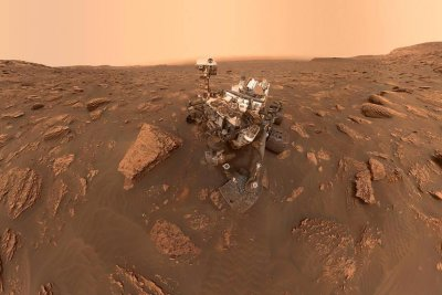 Curiosity operates on backup during repairs to main processor