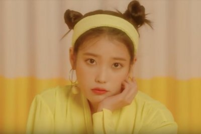 IU returns with 'BBIBBI' music video