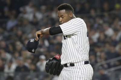 Yankees ace Luis Severino out until at least May