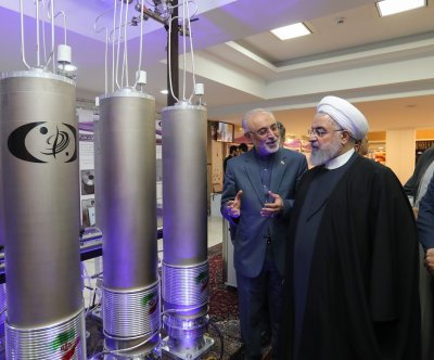 U.S. again renews sanctions waivers for Iran nuclear work