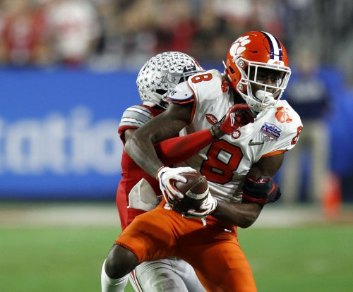 Clemson WR Justyn Ross to miss 2020 season because of neck, spinal issue