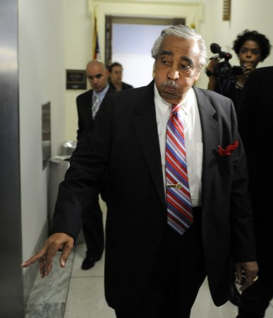 Rangel found guilty of ethics violations