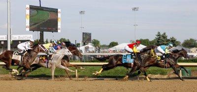 Horseman Peter Fuller dies at 89