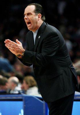 Brey named basketball Coach of Year