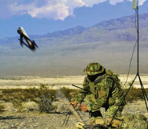 Army taps AeroVironment for continued Switchblade support services