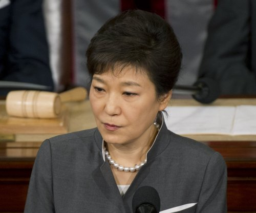 S. Korea's Park ready to talk unification with N. Korea