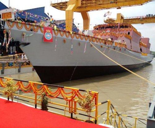India launches anti-submarine warfare corvette