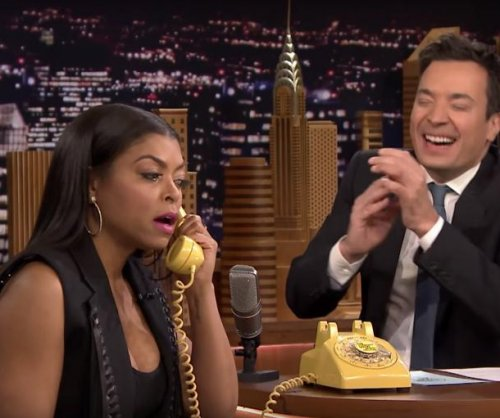 Taraji P. Henson plays The Acting Game with Jimmy Fallon