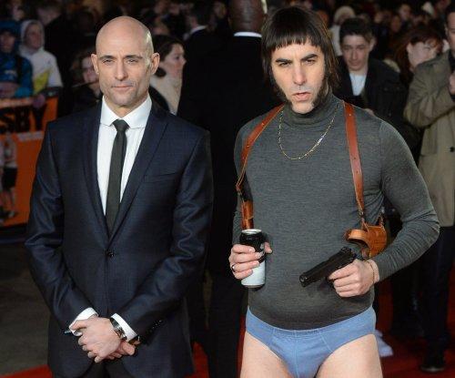 Donald Trump contracts AIDS in Sacha Baron Cohen's new comedy