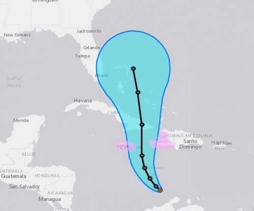 Jamaica on 'high alert' as Hurricane Matthew heads toward island