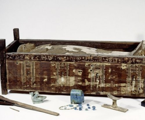 Scientists recover genomic data from Egyptian mummies, a first
