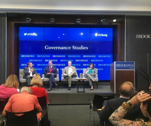 Trade and talent are top priorities for manufacturing, experts say at Brookings panels