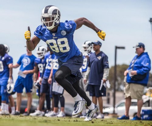NFL suspends Los Angeles Rams WR Mike Thomas for four games
