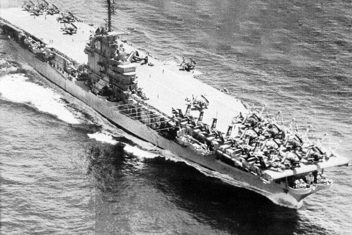 On This Day: Blast aboard USS Bennington kills 100