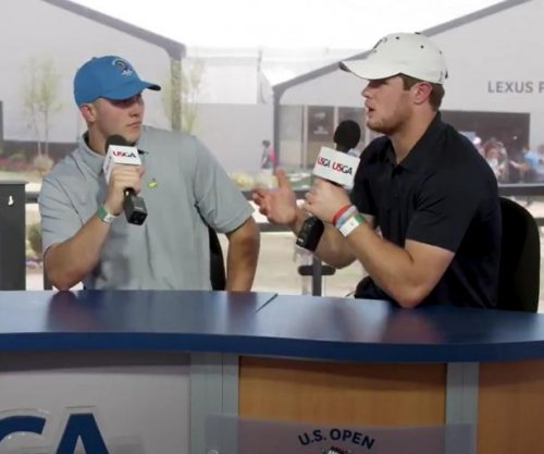 U.S. Open: Jets' Sam Darnold, Bills' Josh Allen take in tournament