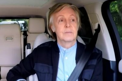 Paul McCartney drives down Penny Lane in new Carpool Karaoke
