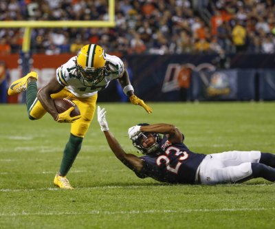 Green Bay Packers WR Davante Adams out vs. Oakland Raiders