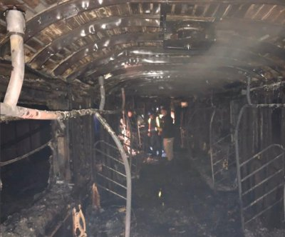 One dead, 16 injured in New York City subway car fire