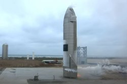 SpaceX completes first successful landing of Starship rocket