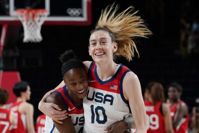 WNBA champion, gold medalist Breanna Stewart becomes a mom