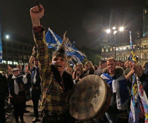 On This Day: Scottish vote to stay in U.K. in referendum
