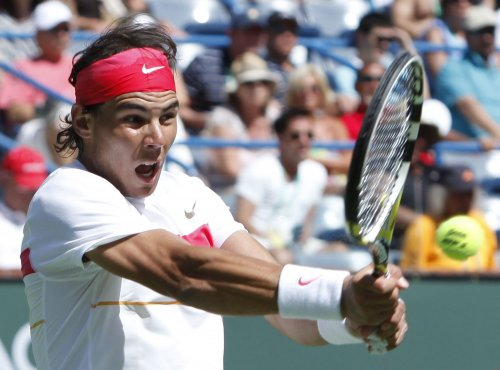 Nadal takes easy second-round win