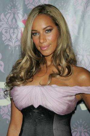 Man arrested for Leona Lewis slap flap