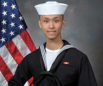 Naval recruit dies one day after completing training