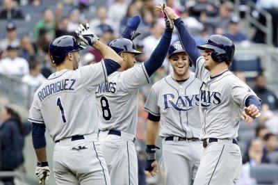 San Diego Padres, Tampa Bay Rays, Washington Nationals make 11-player trade