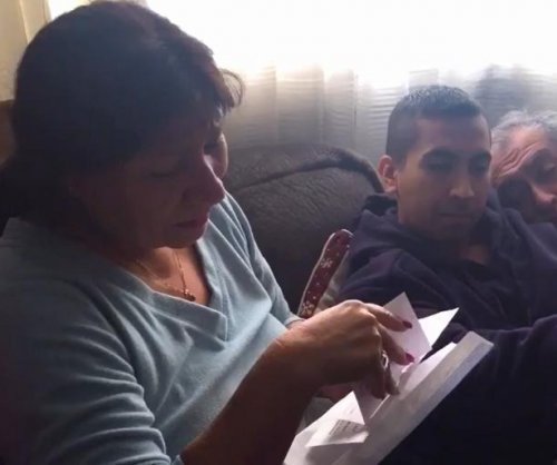 Son's mortgage-paying Christmas gift goes viral
