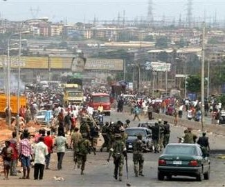 60 passengers dead after tanker truck strikes Nigerian bus station