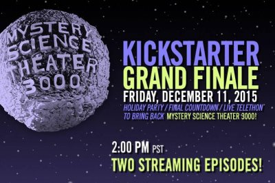 'Mystery Science Theater 3000' revival breaks Kickstarter record