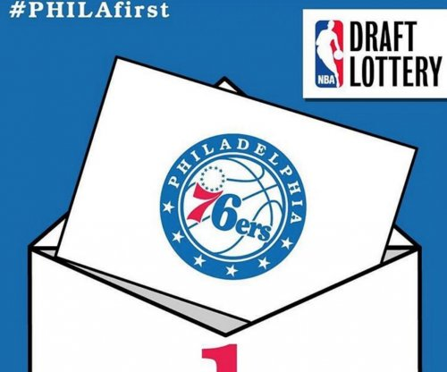 Philadelphia 76ers continue rebuild with NBA draft lottery win