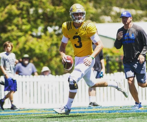 UCLA quarterback takes jab at school, NCAA, after endorsement deal