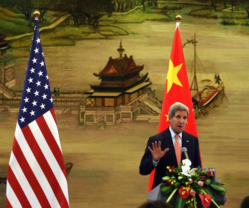 John Kerry: 'Diplomatic solution' sought in South China Sea