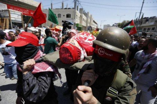 Palestinian teen killed in Israeli raid on camp near Bethlehem
