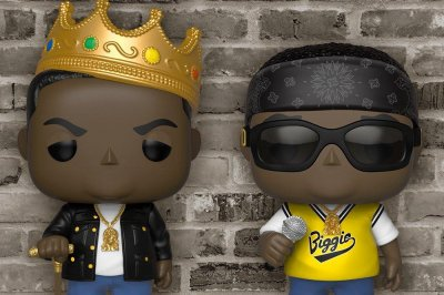 Funko Pop! unveils Notorious B.I.G. figurines